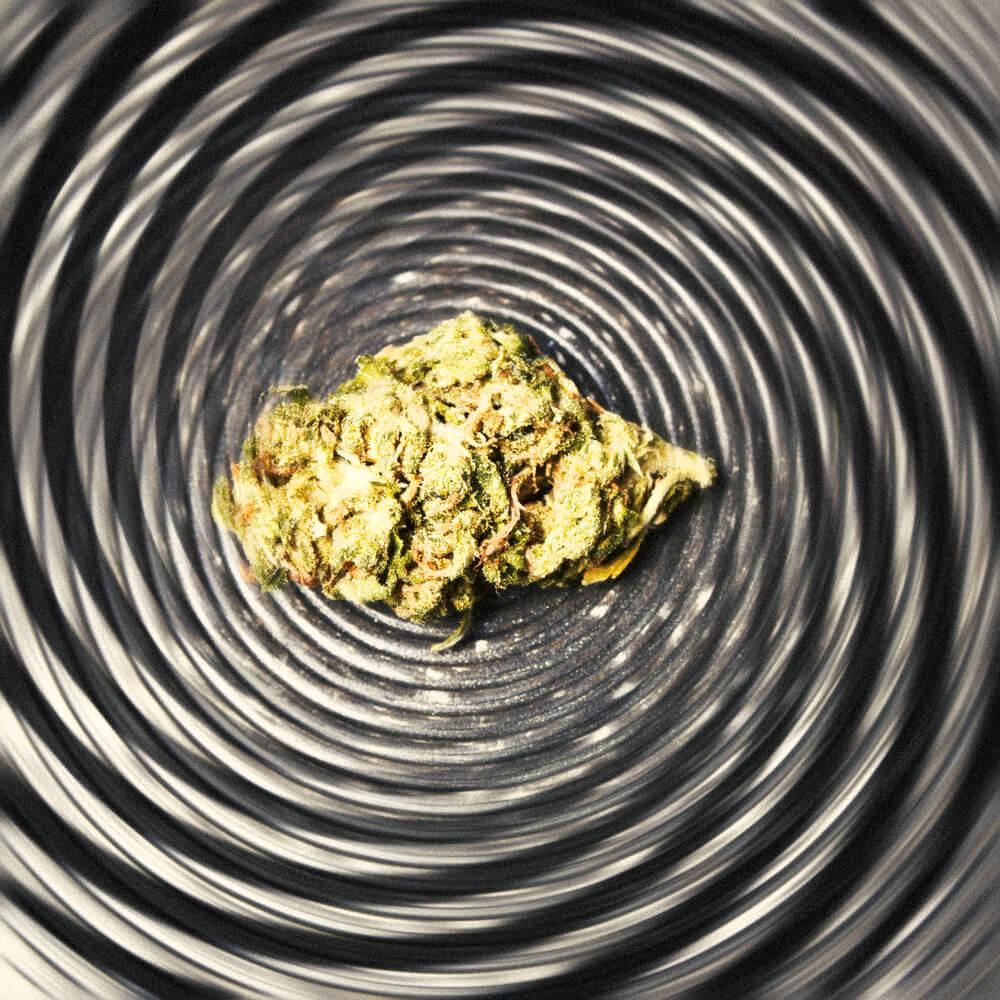 THC cannabinoid