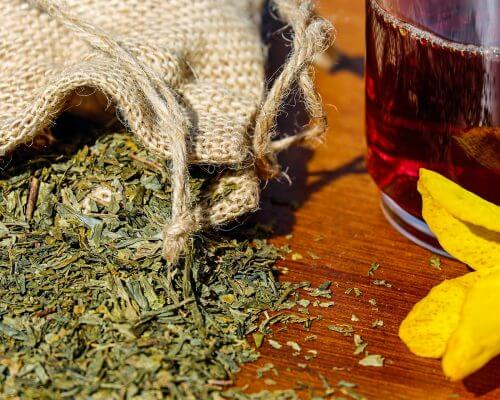 Herbs and natural remedies for stress