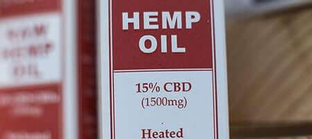 hemp oil 15%