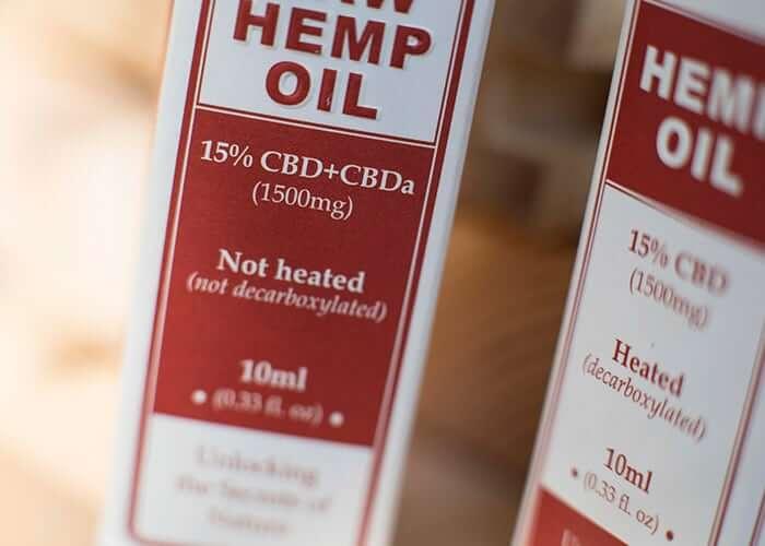 hemp oil cbda