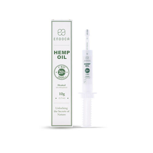 2000mg hemp oil extract