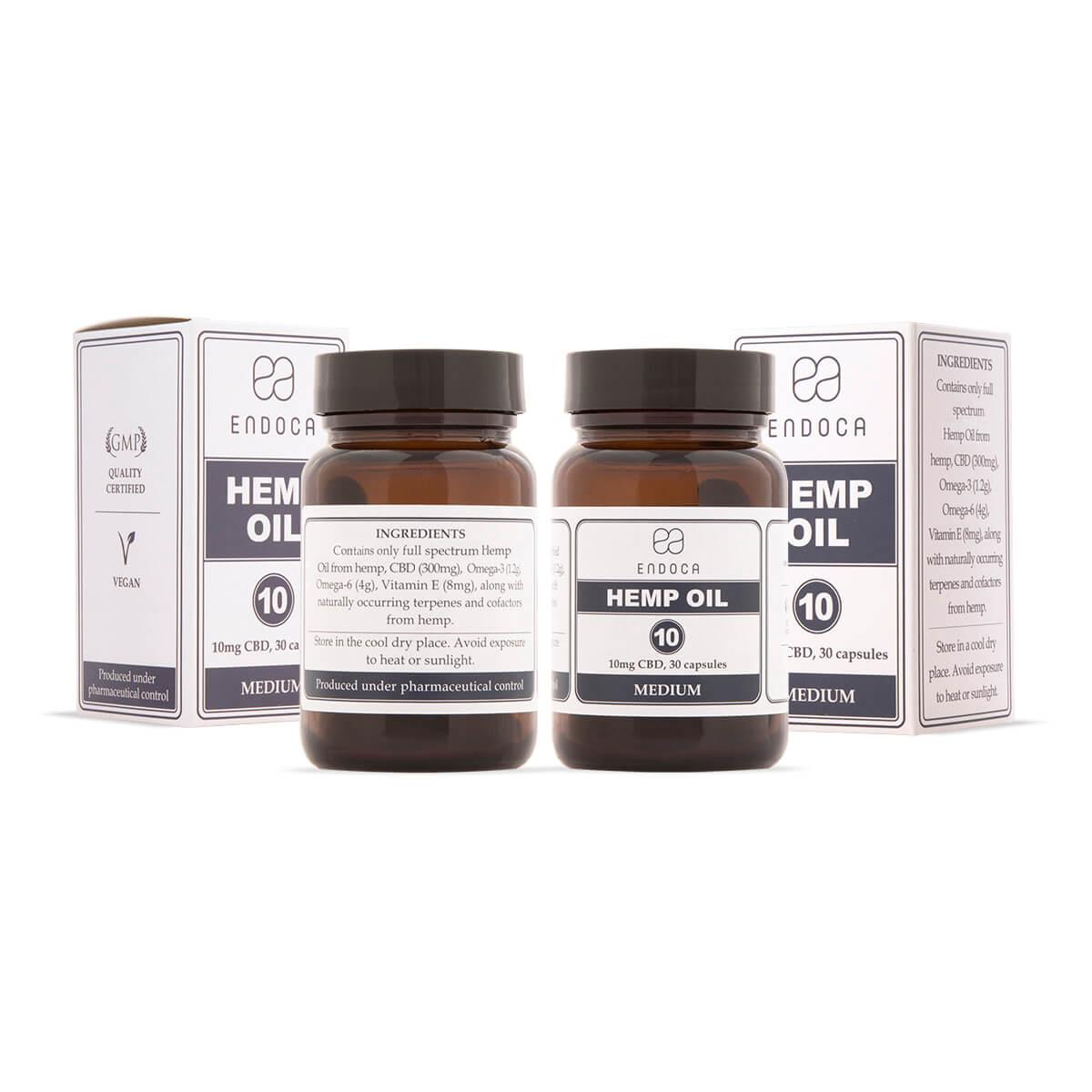 hemp extract capsules