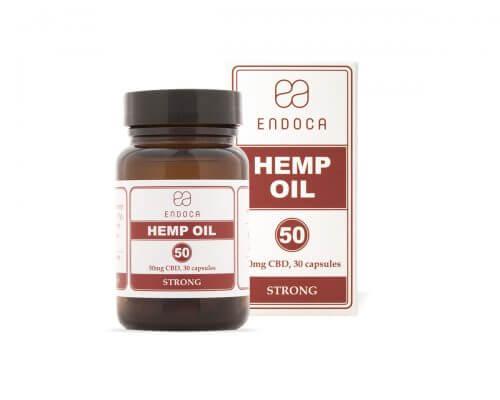cbd oil capsule 50.1