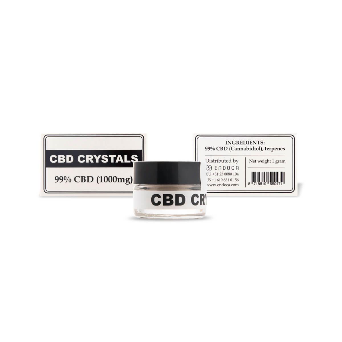 CBD Crystals - Information