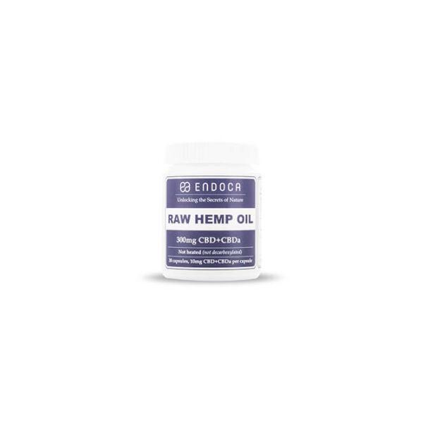 raw hemp capsules