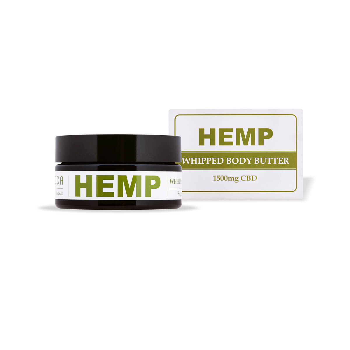 hemp oil body butter