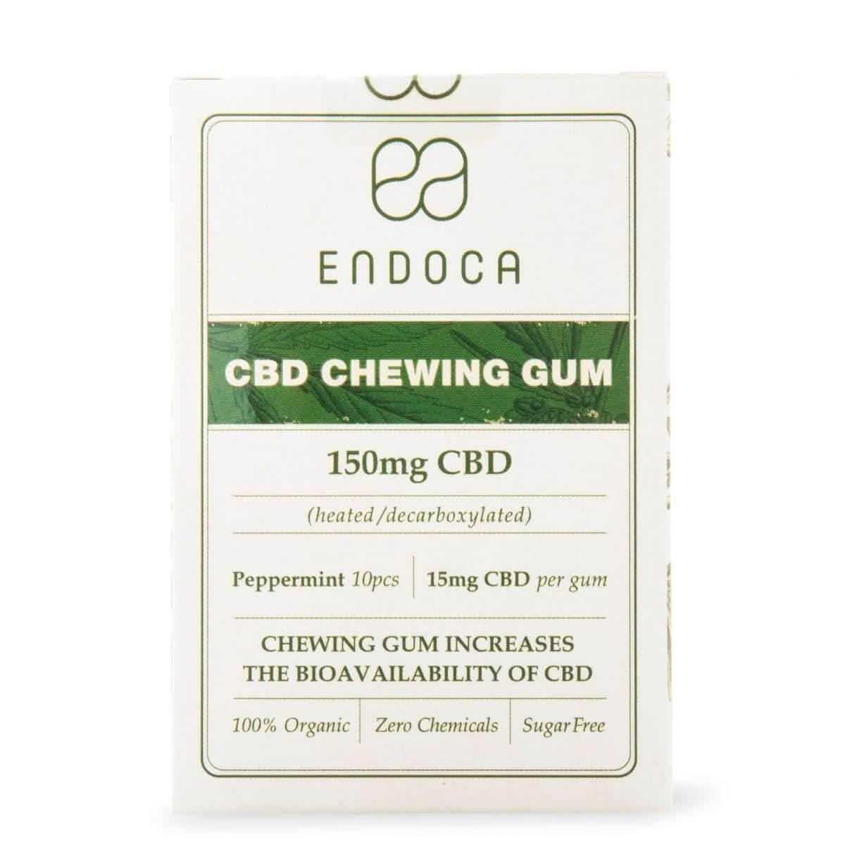 cbd gum box