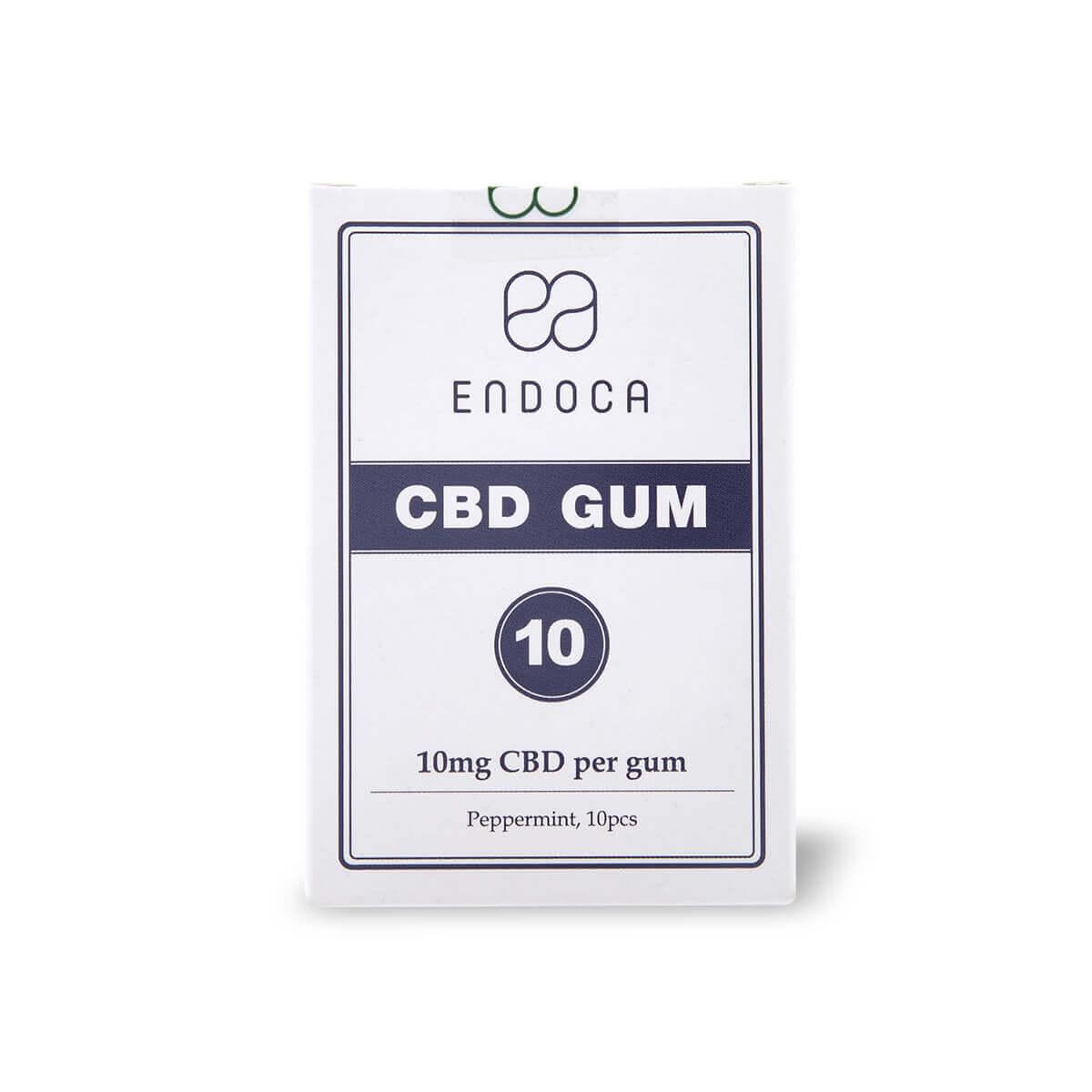CBD Gum - Front