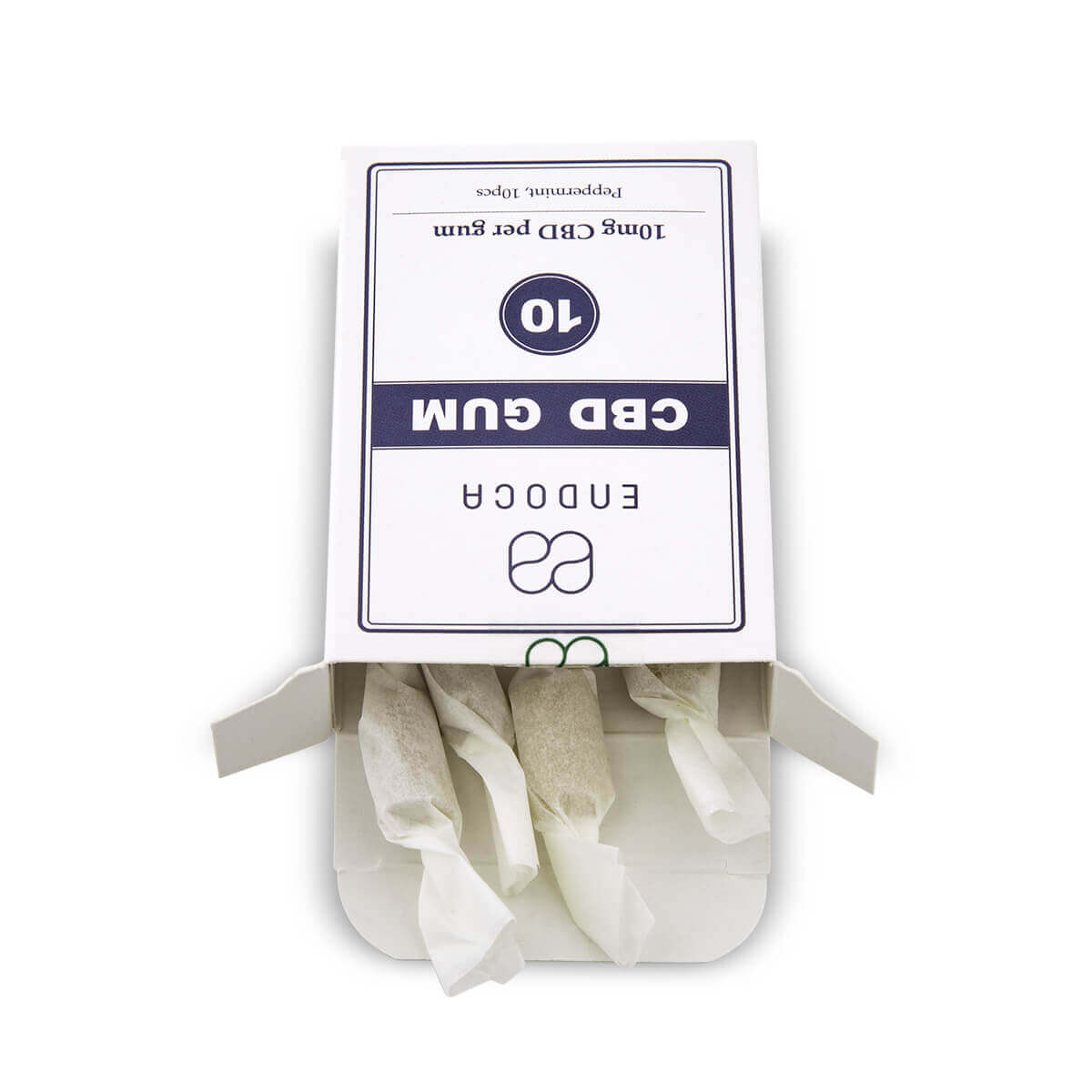 CBD Gum - Open box