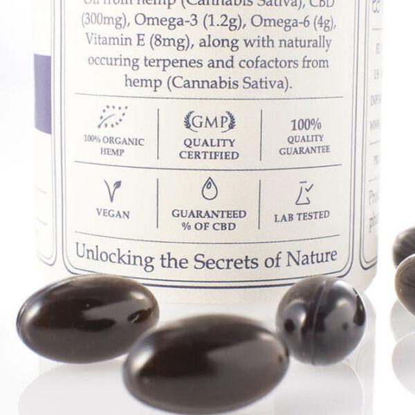 cbd oil capsules