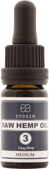 RAW CBD OIL 30MG CBD+/ML (MEDIUM)