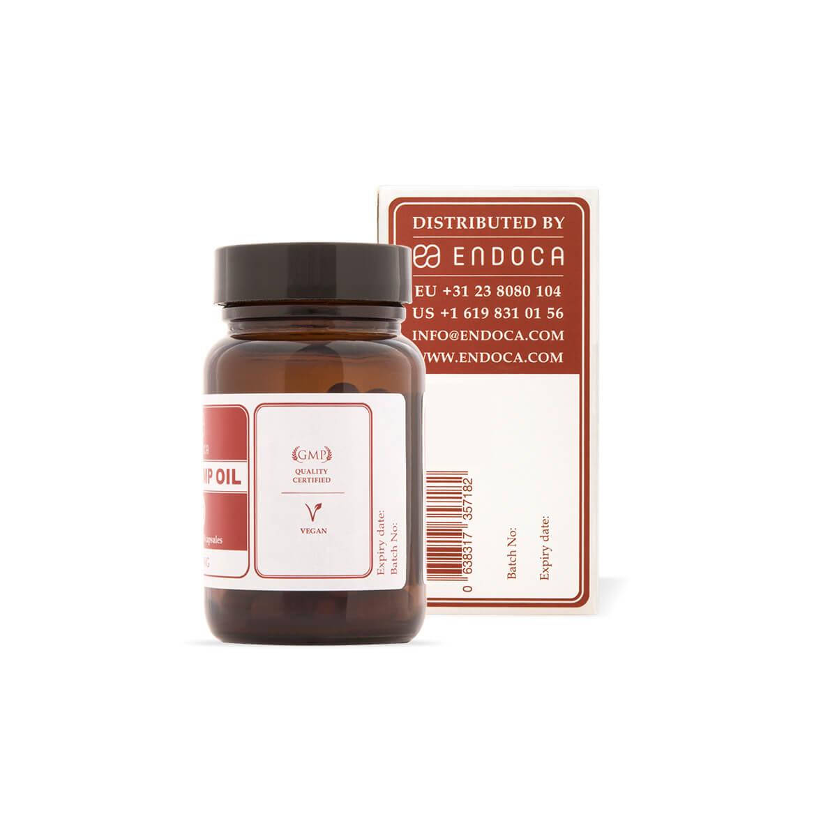 hemp oil capsules