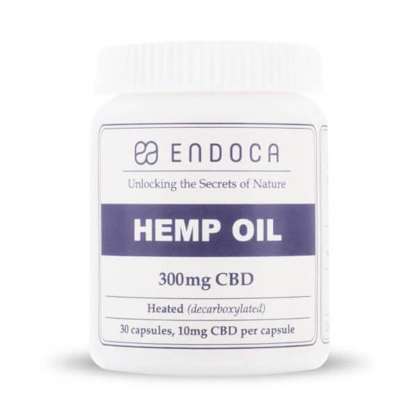 cbd Capsules Hemp Oil 300mg