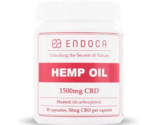 cbd capsules for sale - 1500 mg