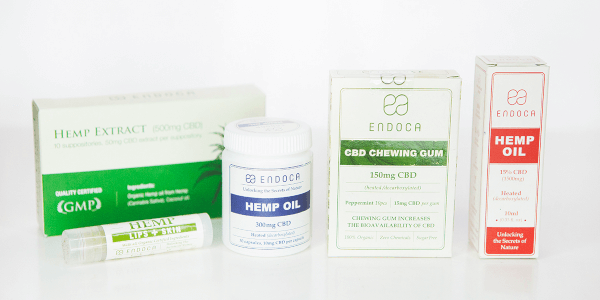 Endoca Hemp Products