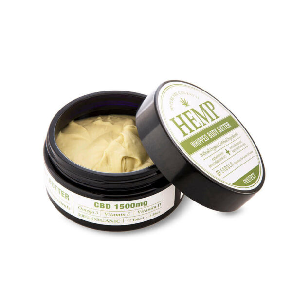 Hemp Body Butter OpenView