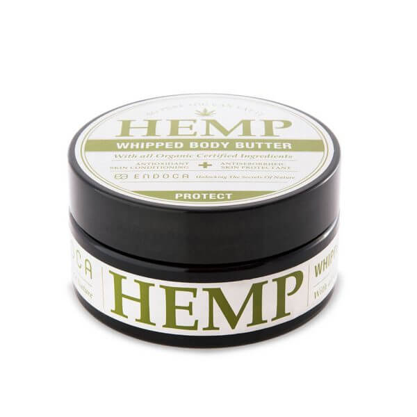 Hemp Body Butter PerspectiveView