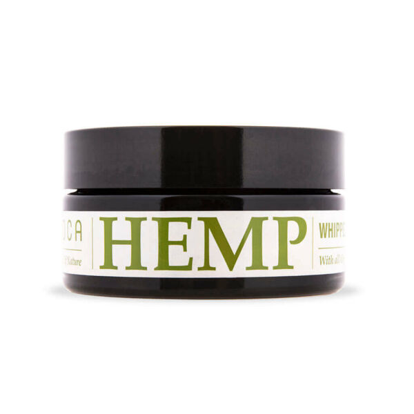 Hemp Body Butter SideView