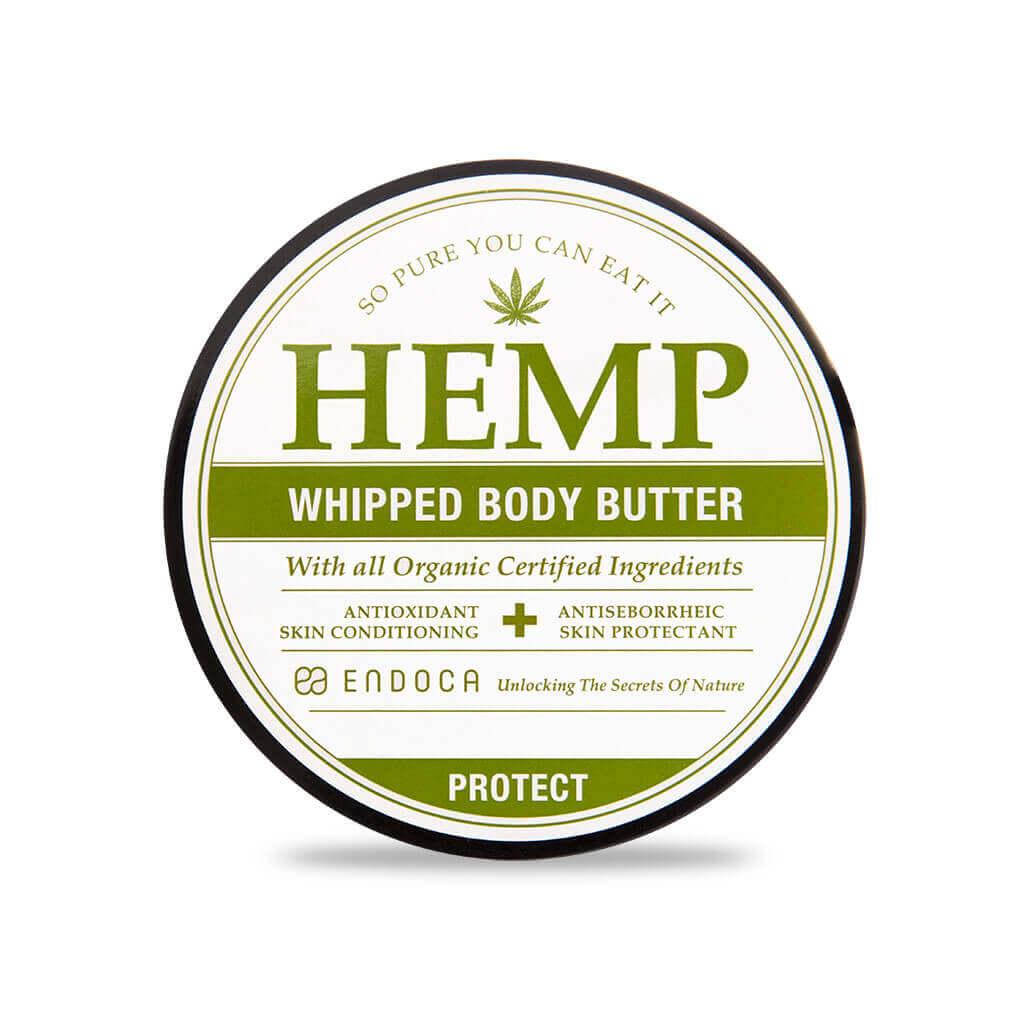 Hemp Body Butter TopView