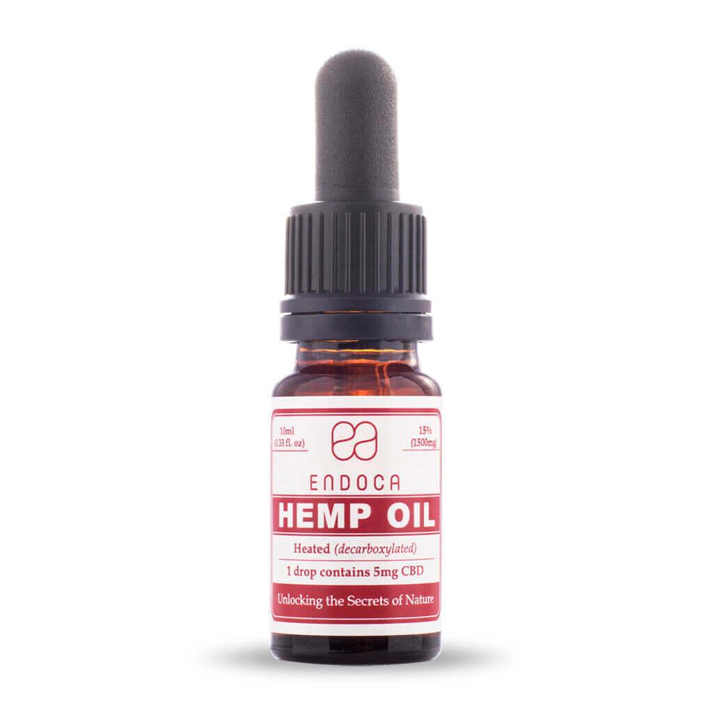 Buy High-Quality Hemp Oil Drops 1500mg (Cannabidiol) (15% CBD