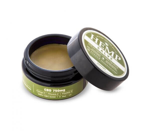 Hemp Salve OpenView