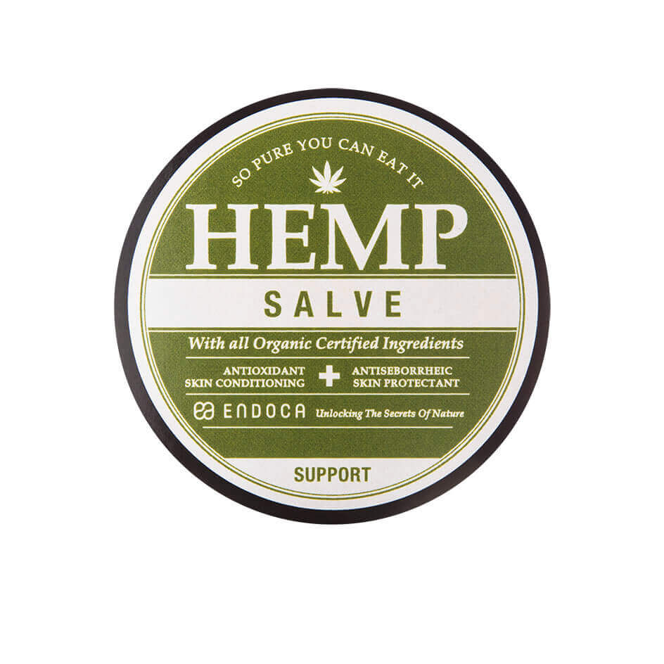 Hemp Salve TopView