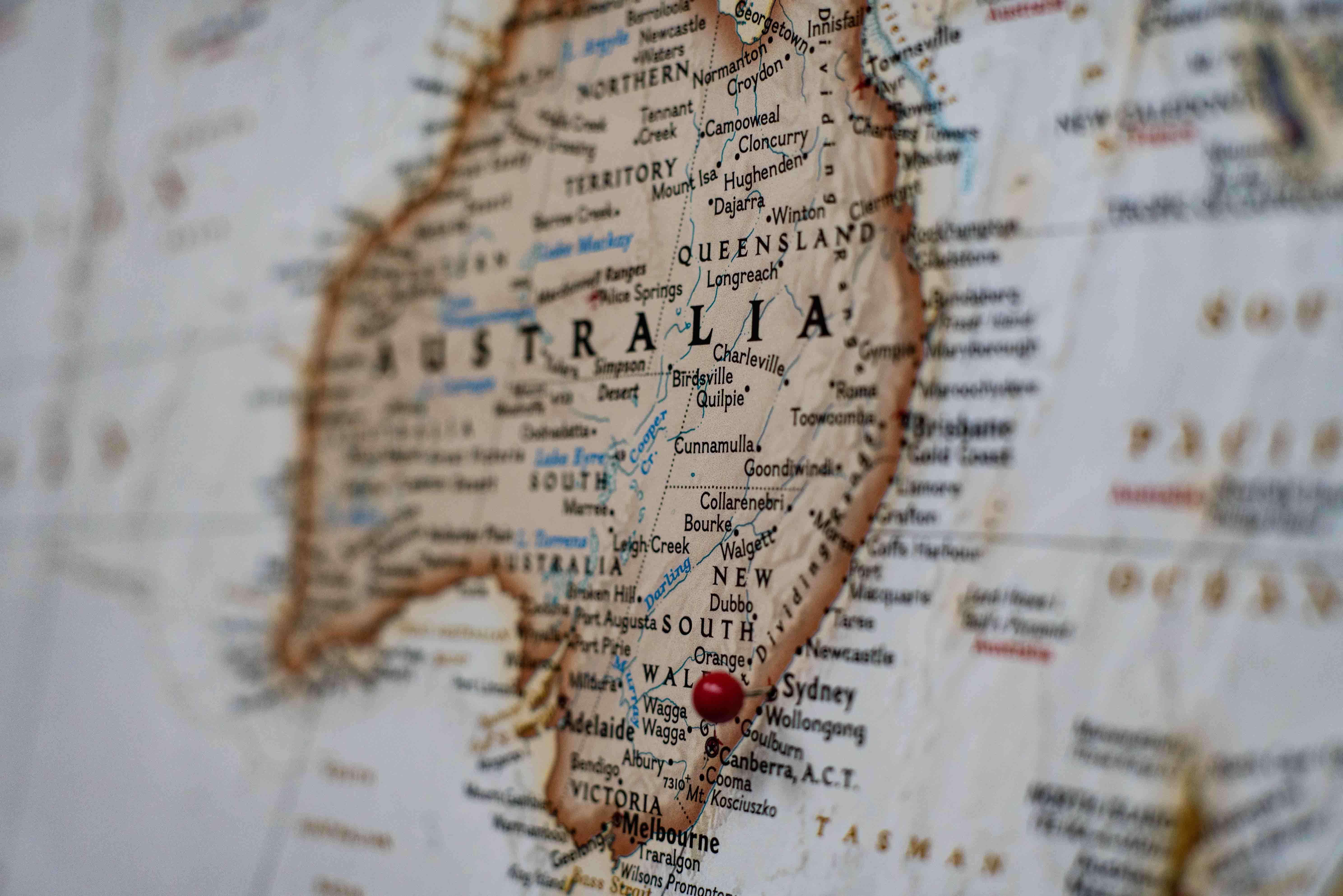 Australia SAS