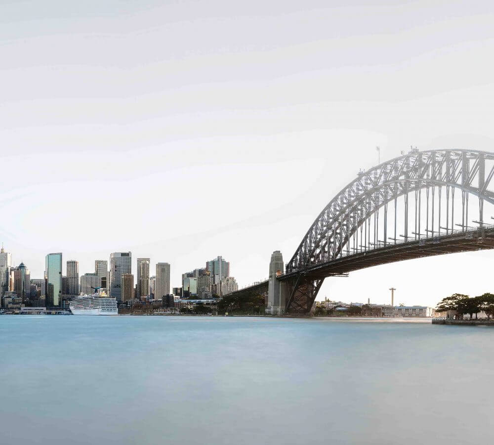 Australia bridge