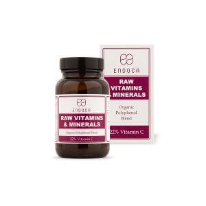 raw vitamins y minerals packet