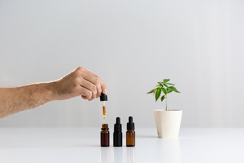 can you take too much CBD oil