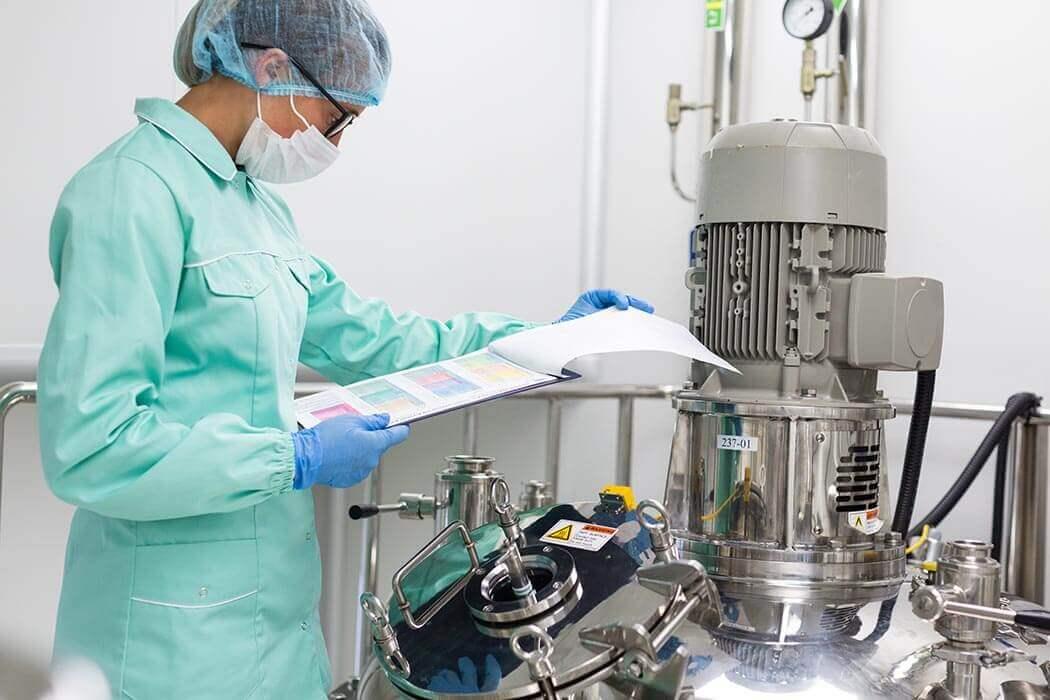 Endoca supercritical co2 extraction