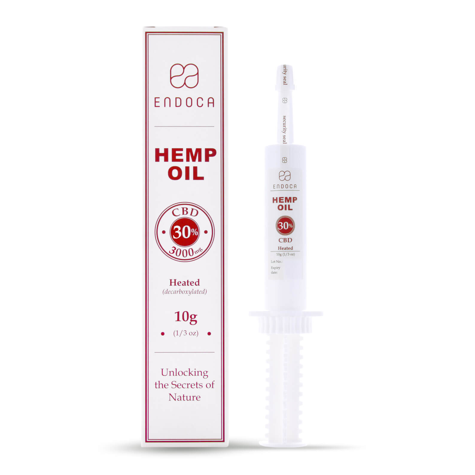 HEMP OIL EXTRACT 300MG CBD/ML