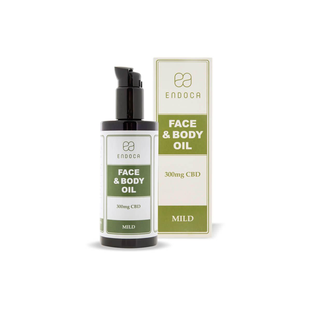 cbd oil for face