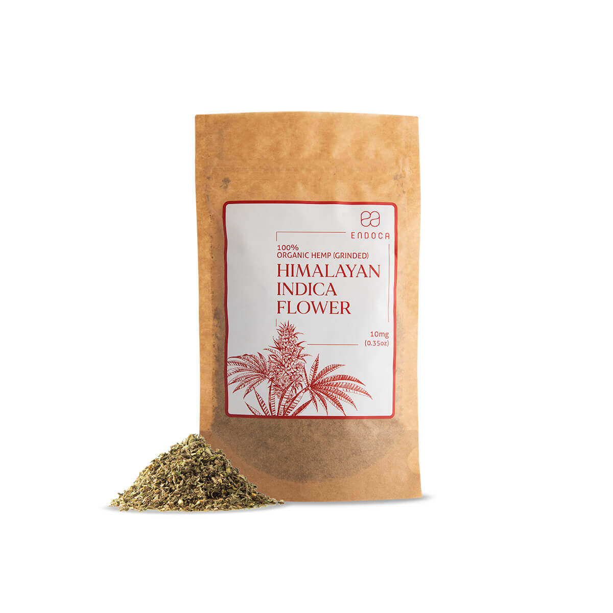 HIMALAYAN INDICA FLOWER (GRINDED)